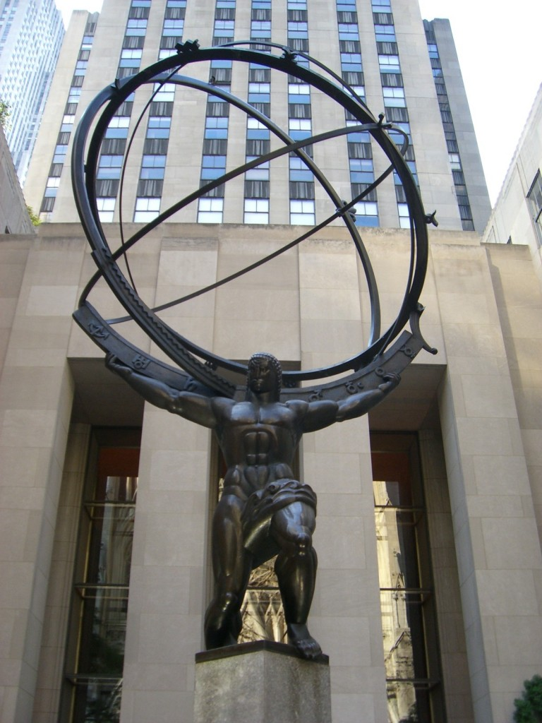 05 Rockefeller Monument e1277695185661 768x1024 The Secret to Getting Anywhere: Feel Your Way