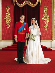 Prince William and Princess Catherine