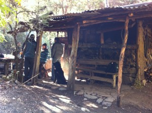 Daniel's Home in the Chilean Andes Foothills