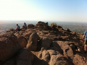 Camelback Mountain Summit