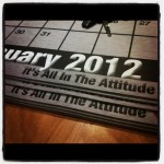 New Year's Reflection and Inspiration: Consciously Approaching 2012