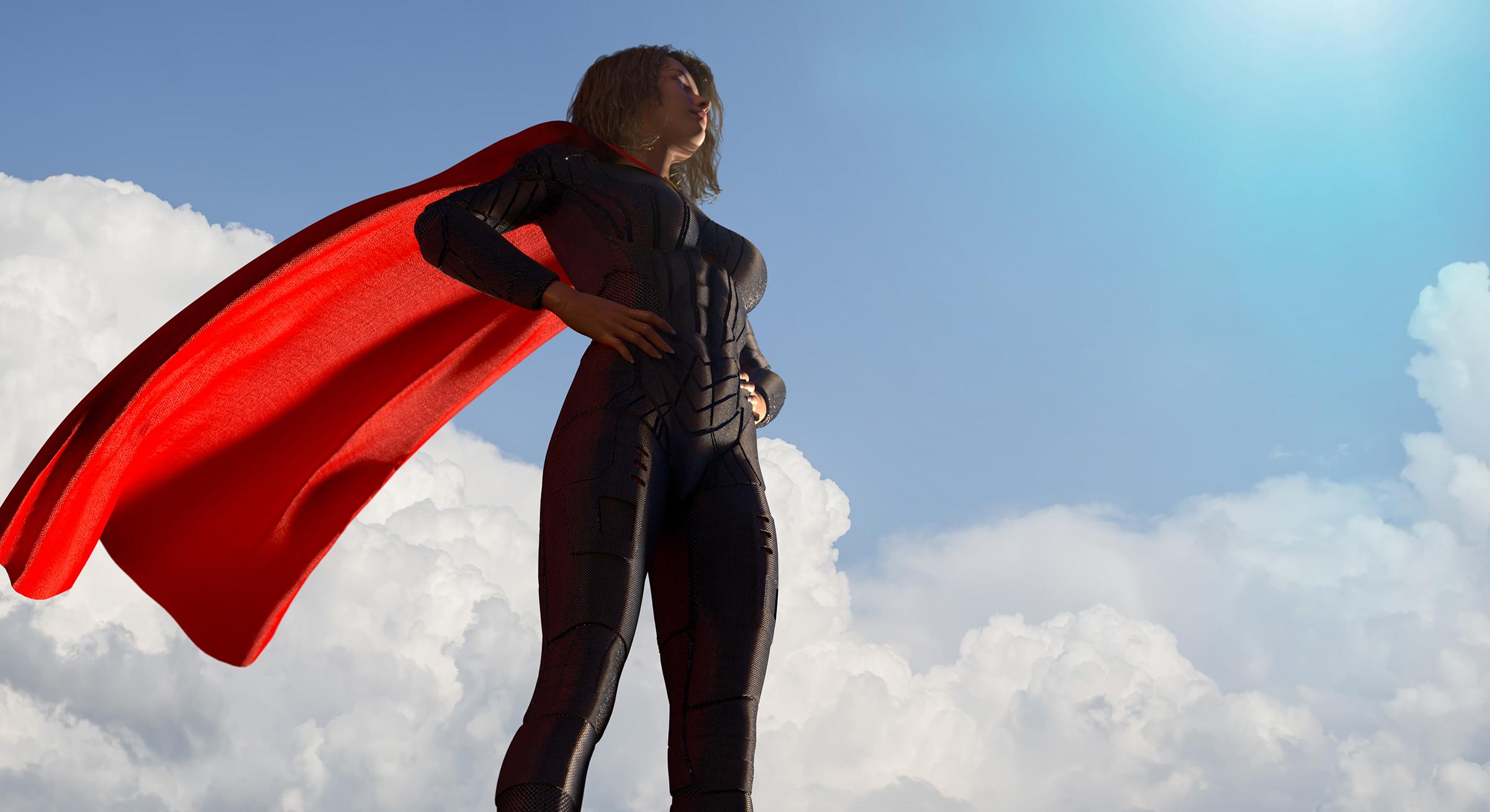 The Powerful Woman's Manifesto